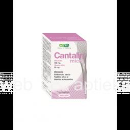 Отзыв о венотонизирующее лекарственное средство cantalin micro.