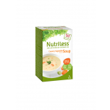 Nutriless creamy vegetable soup, 5 sachet