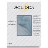 Solidea Marilyn therapeutic компрессионные чулки, 25/32 mmHg, цвет - Nero, размер - M