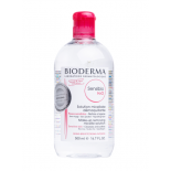 Bioderma Sensibio H2O - cleansing micelle solution for sensitive skin, 500ml
