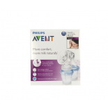 Philips AVENT Manual breast pump Natural + 3 milk storage cups