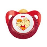 "NUK Latex soother ""Disney"" - size 1. (0-6 months), N1"