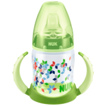 NUK First choice - training bottle with a spill-proof silicone spout, 150ml