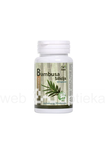 Buy Bamboo Silica - food supplement, 60 capsules , price